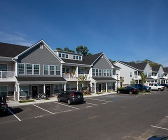 Building, Fairfield Townhouses At Selden