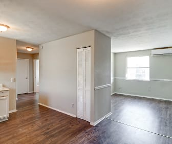 Dining Room, Cypress Landing Apartments