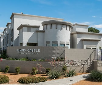Huning Castle, Downtown, Albuquerque, NM