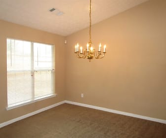 Dining Room, 6010 Hillvale Trail