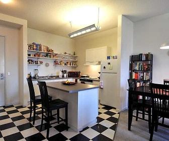 Kitchen, Creamette Historic Lofts