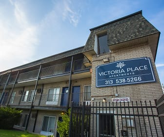 Victoria Place Apartments, Commerce Township, MI