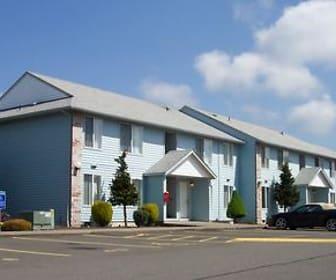 Building, Centennial Park Apartments