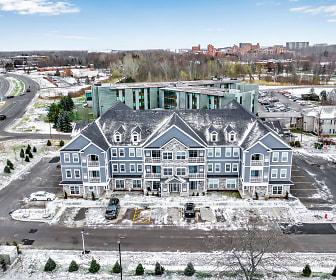 The Parkway Apartments, SUNY  Buffalo, NY