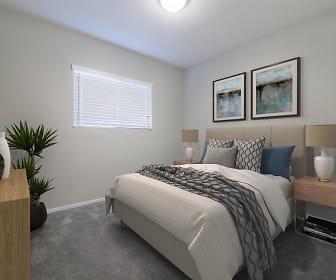 Bedroom, Asante Villas