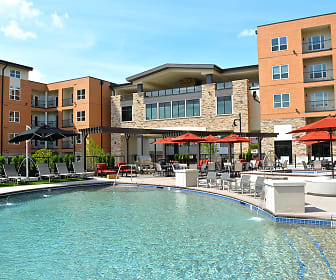 Pool, 5300 Centre Apartments
