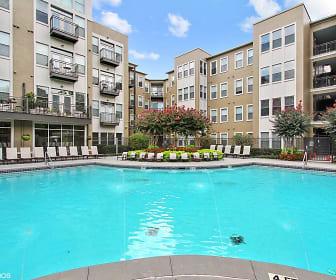 Pool, Mariposa Loft Apartments @ Inman Park