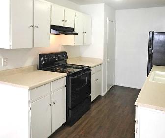Kitchen, Coastal Pointe Apartments