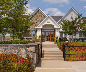 Clubhouse, Jefferson Arbors at Broadlands