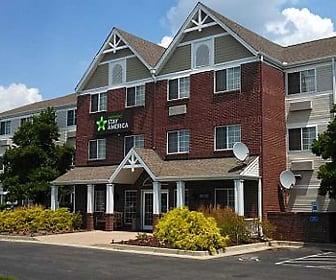 Building, Furnished Studio - Cincinnati - Blue Ash - Reed Hartman