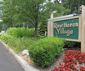 Community Signage, River Haven