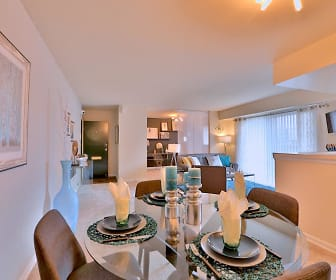 Dining Room, Princeton Estates