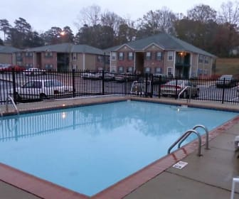 Blossom Apartments, Whitten Middle School, Jackson, MS