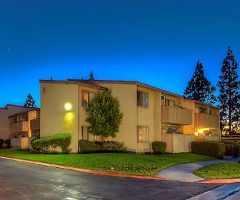 El Adobe, Chapman University, CA
