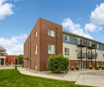Northern Pacific Apartments, Grand Forks, ND