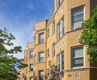 Building, Central Park Apartments