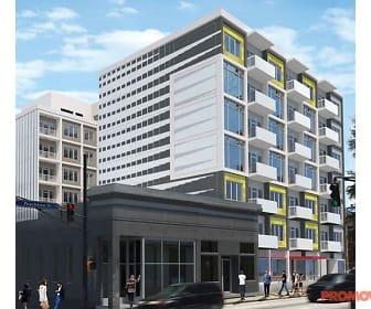 Building, Byron