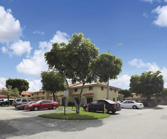 Midway Point Townhomes, Three Lakes, FL