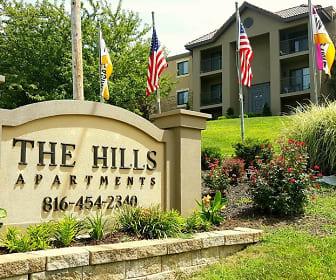 Community Signage, The Hills