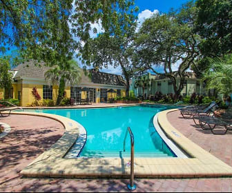 Pool, The Flats at Seminole Heights
