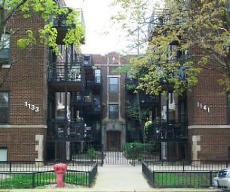 1137 W Grace St Apt 3E, Wrigleyville, Chicago, IL