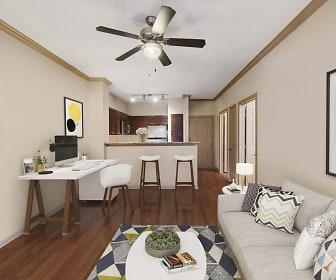 Camden Midtown Houston Apartments, Fourth Ward, Houston, TX