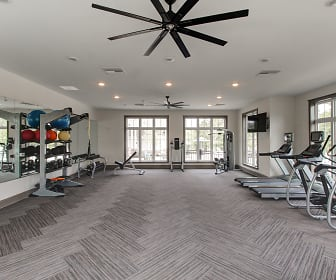 Fitness Weight Room, The Village at Westland Cove
