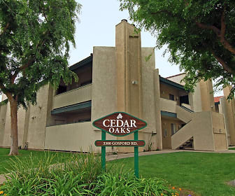 Cedar Oaks, Palo Verde College, CA