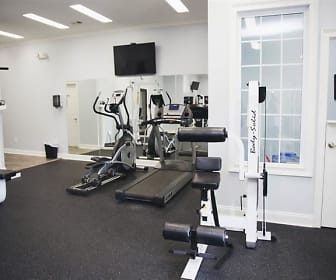 Fitness Weight Room, Brighton Park Apartment Homes