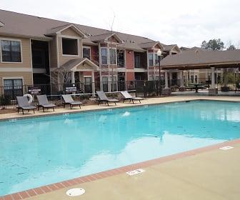 Pool, Vista Ridge Apartments