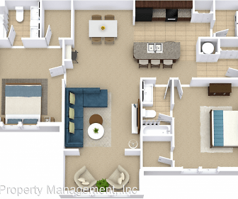 floor plan, Ansley Place