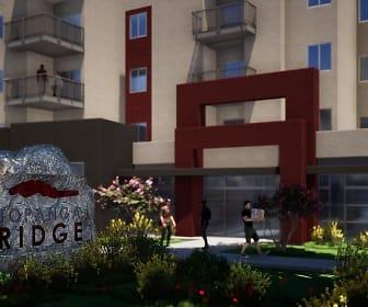 Rendering, Topanga Ridge - Off Campus Housing