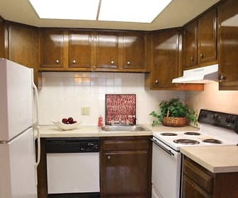 Kitchen - Appliances Included, Peppertree Village