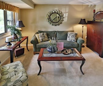 Living Room, The Orchards At Severn
