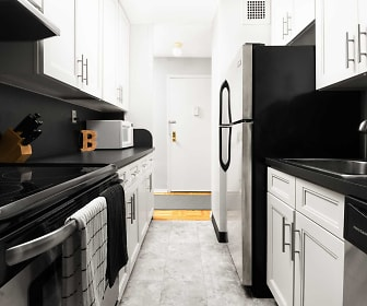 Kitchen, New Haven Towers