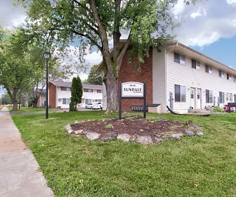 Sundale Townhomes, Portage, WI
