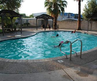 Camino Del Rey Apartments, Del Rio Freshman School, Del Rio, TX