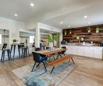 Clubhouse, Sierra Park Townhomes