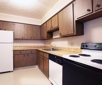 Kitchen, Stone Pointe
