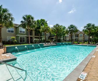 Pool, Reata Apartments
