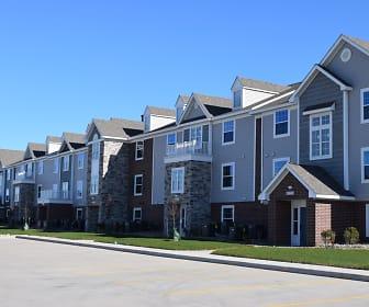 Building, Fieldstream Apartment Homes