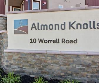 Community Signage, Almond Knolls