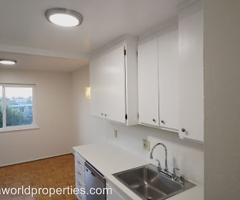 Kitchen, 3751 Harrison St., Unit 304