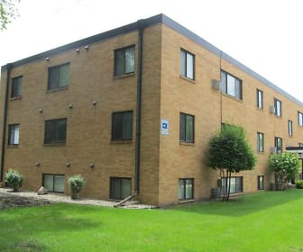 Building, Rivers Edge Apartments
