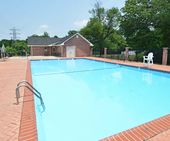 Pool, Brandywine Apartments