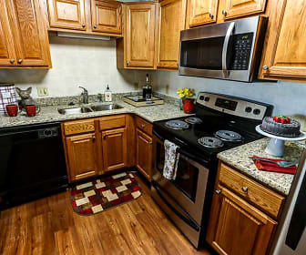 Kitchen, Windsong Place Apartments