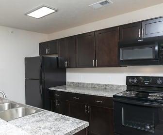 Kitchen, Republic Palms Apartments