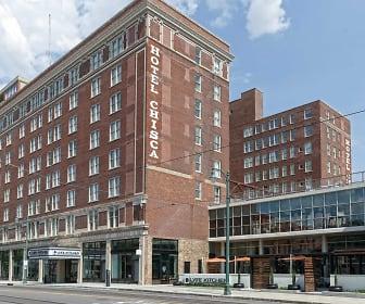 Chisca Apartments, South Forum, Memphis, TN