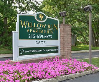 Willow Run, Upper Moreland Middle School, Hatboro, PA