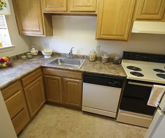 Kitchen, Greenleaf Meadows